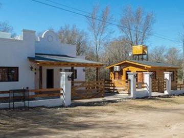 Casa + cabaña a sólo 150mts del río
