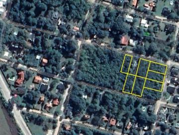 Terrenos 512m2 en barrio 4 Horizontes de Villa General Belgrano